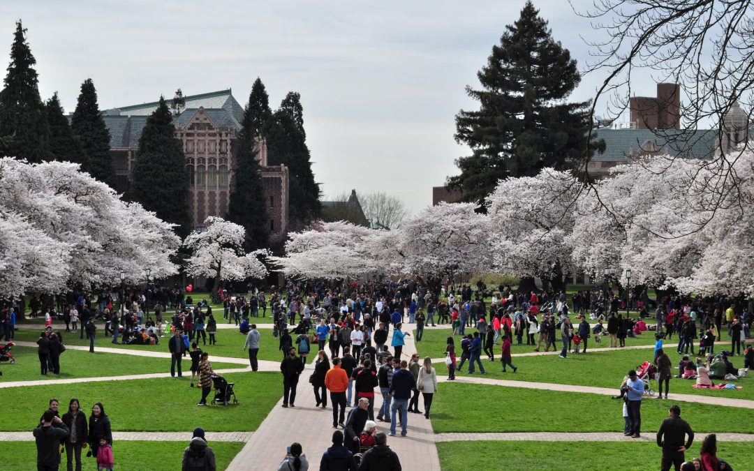 A Brief History of the University of Washington